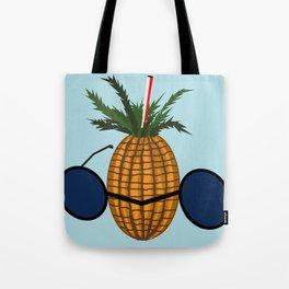 Pineapple shades Tote Bag