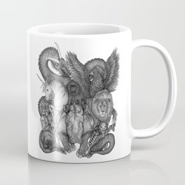 The Impossible Menagerie Coffee Mug