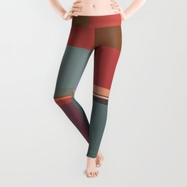 AUTUMN-1 of BAUHAUS Leggings