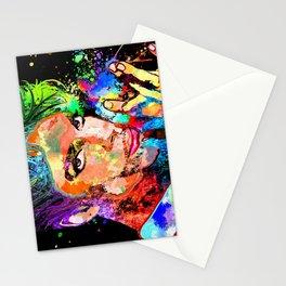 Prince Grunge Stationery Cards