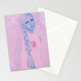Swinging Stationery Cards