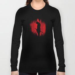 The way of the samurai warrior Long Sleeve T-shirt