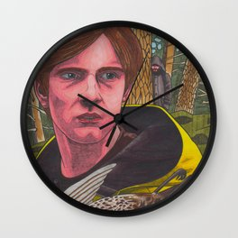My Name Is Jonas Wall Clock