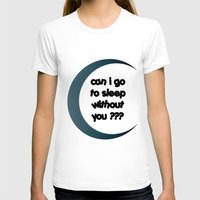 sleep T-shirts featuring Sleep by Cs025