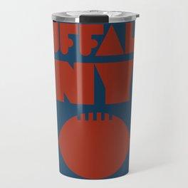 Buffalo NY Travel Mug