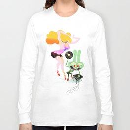 Rabbitanism Long Sleeve T-shirt