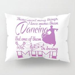 Dancing Mimi Pillow Sham
