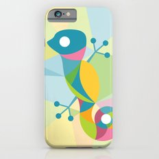 Kaleidoscope Lizard Slim Case iPhone 6s