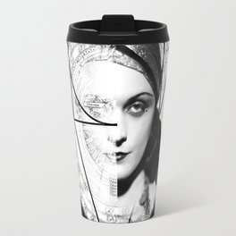 Homuncula: Pola Negri dark Travel Mug