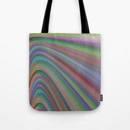 Artificial Noise Tote Bag