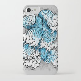 Seven Seas iPhone Case