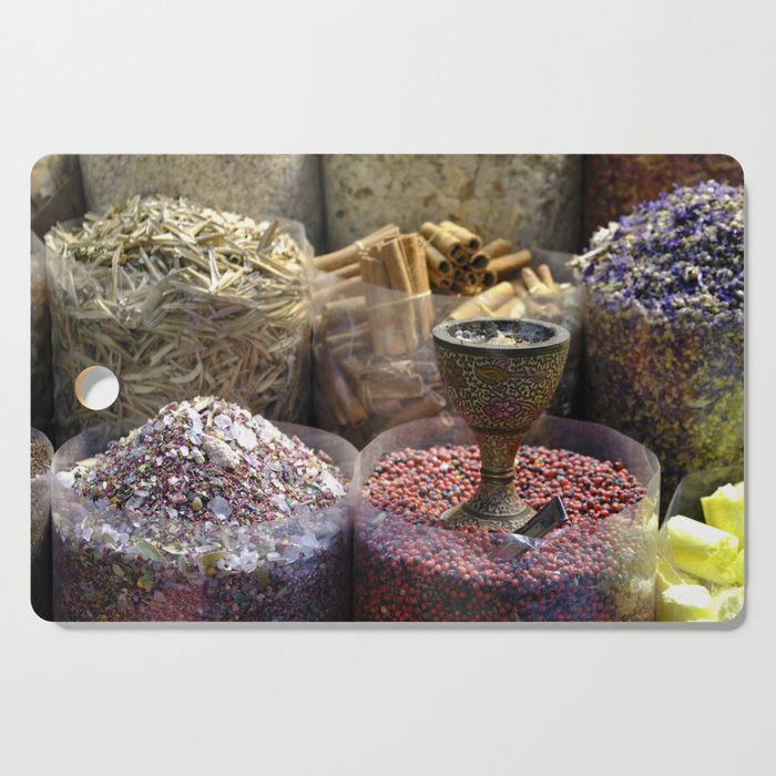 Spice souk Dubai Cutting Board