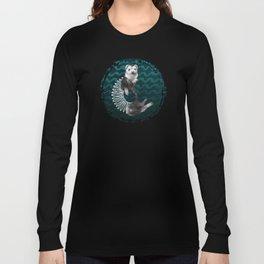Ferret Slinky Long Sleeve T-shirt