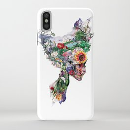 Don't Kill The Nature iPhone Case
