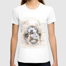 Pit Bull Models: Blue Defender 01-02 T-shirt