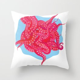 Gar- Gar Throw Pillow