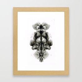 Rorschach-Fantasy 1 Framed Art Print