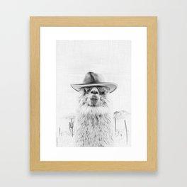 JOE BULLET Framed Art Print