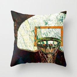 Basketball vs 13 Throw Pillow