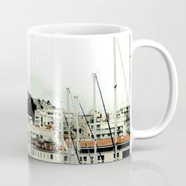 Marseille's Old Port Coffee Mug