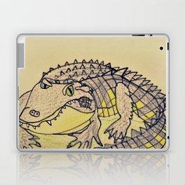 Grumpy Gator Laptop & iPad Skin