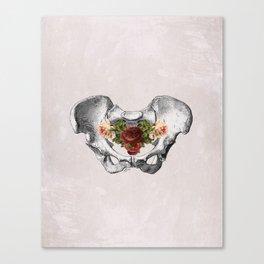 P&R Canvas Print