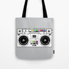 1 kHz #7 Tote Bag