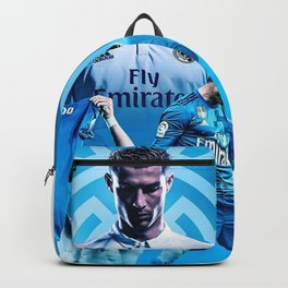 CR7 To Juve Backpack