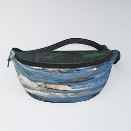 A Creek and Forest in West Virginia  Fanny Pack