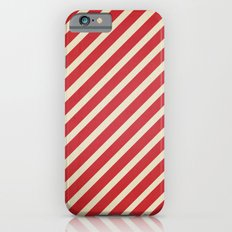 Candy Cane Slim Case iPhone 6