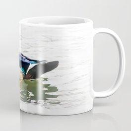 Wood Duck Three Coffee Mug
