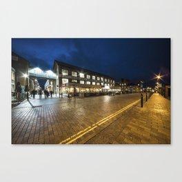 Gloucester Quays  Canvas Print