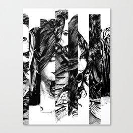 Looking Glass. Yury Fadeev. Canvas Print