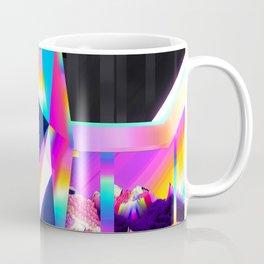 retro crystal Coffee Mug