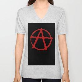 Anarchy Unisex V-Neck