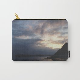 Peaking Through the Clouds Carry-All Pouch