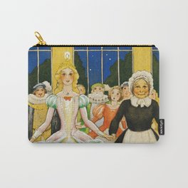 Real Princess By Rudolf Koivu Carry-All Pouch