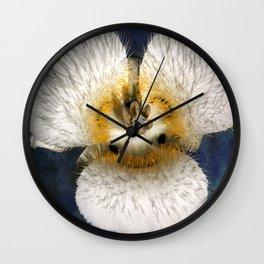 Mariposa Lily 2 Wall Clock