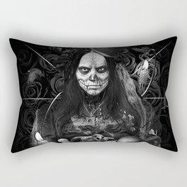 Voodoo Lady Rectangular Pillow