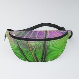 palm leaf design Fanny Pack