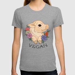 Vegan Piggy T-shirt