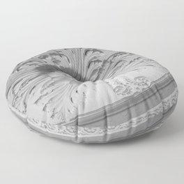 Art Above Floor Pillow