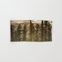 Mountain Forest New Mexico - Nature Photography Hand & Bath Towel