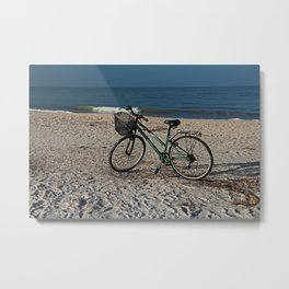 Great Day for a Ride Metal Print