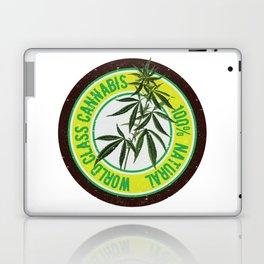 World Class Cannabis Laptop & iPad Skin