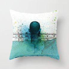 Mythologie Throw Pillow