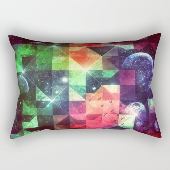 lykyfyll Rectangular Pillow
