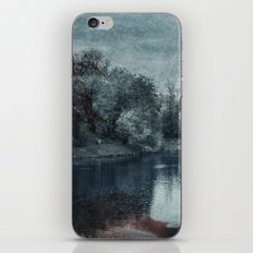 Memory is in blood iPhone & iPod Skin