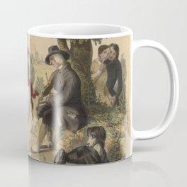 Pastoral dance scenes of the eighteenth century Coffee Mug