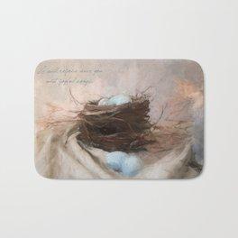 Bird Nest 1 Bath Mat